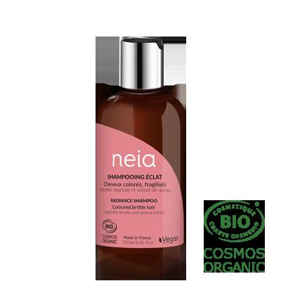 shampooing pour cheveux colorés
